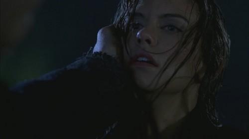 Lauren Cohan achtergrond entitled LC as Bela Talbot in SPN Screencaps