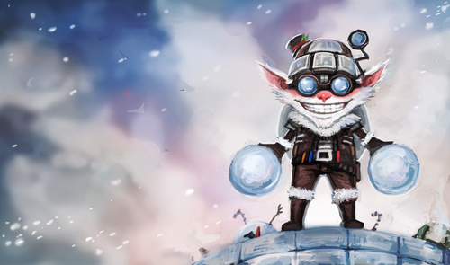 Ziggs                                                                - league-of-legends Fan Art