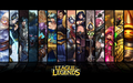 League Of Legends - league-of-legends fan art