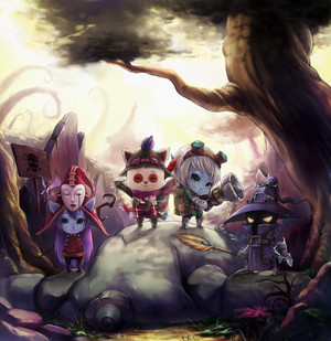 League of 'Yordle