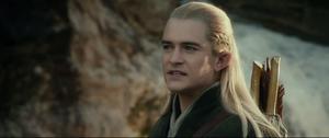 Legolas in The Desolation of Smaug