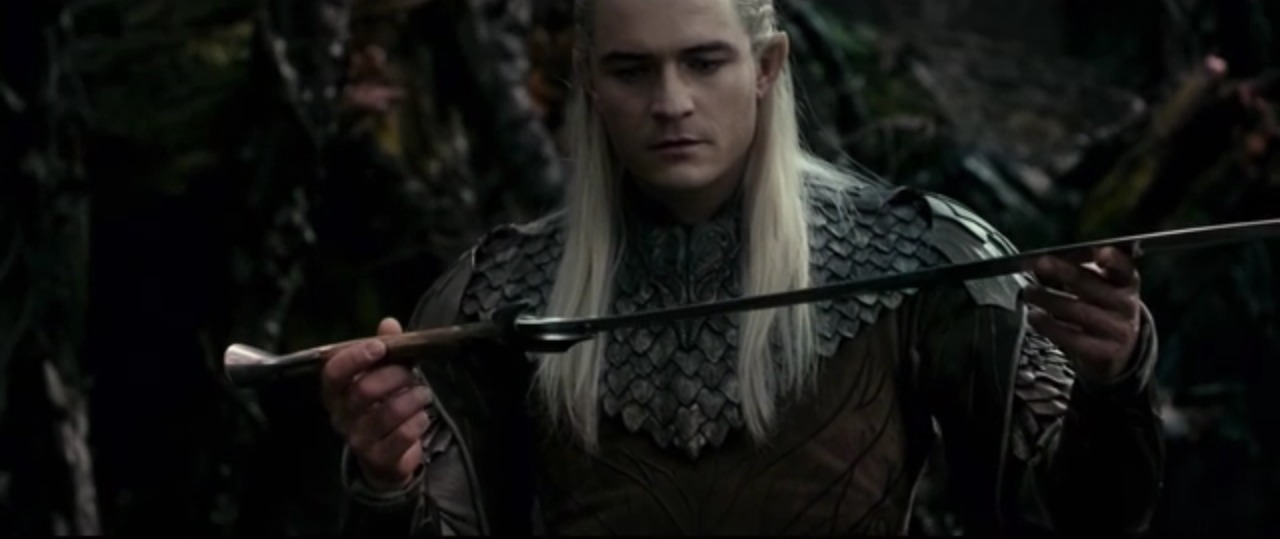 Legolas from - The Hobbit: The Desolation of Smaug. I ... |The Hobbit The Desolation Of Smaug Legolas