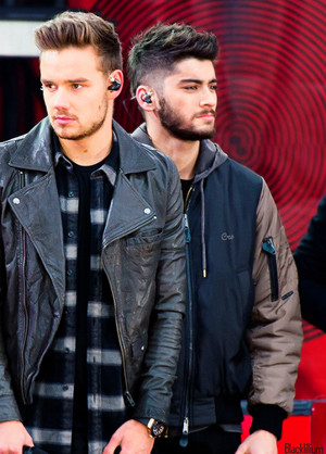 Liam & Zayn