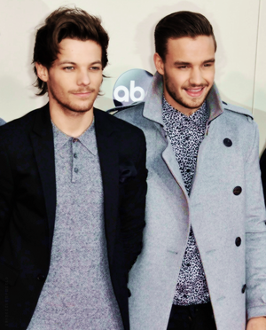 Liam and Louis ♚