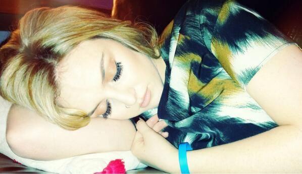 Sleeping shhh