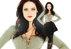 Elizabeth Gillies: wallpaper