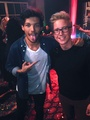Louis and Tyler Oakley - louis-tomlinson photo