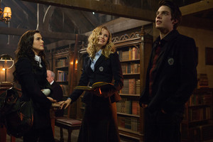 Lucy Fry in Vampire Academy
