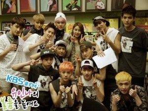 130621 KBS-R Cool FM Yoo Inna's Volume Up