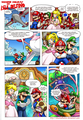the second trip to delfino isle (part 1) - luigi photo