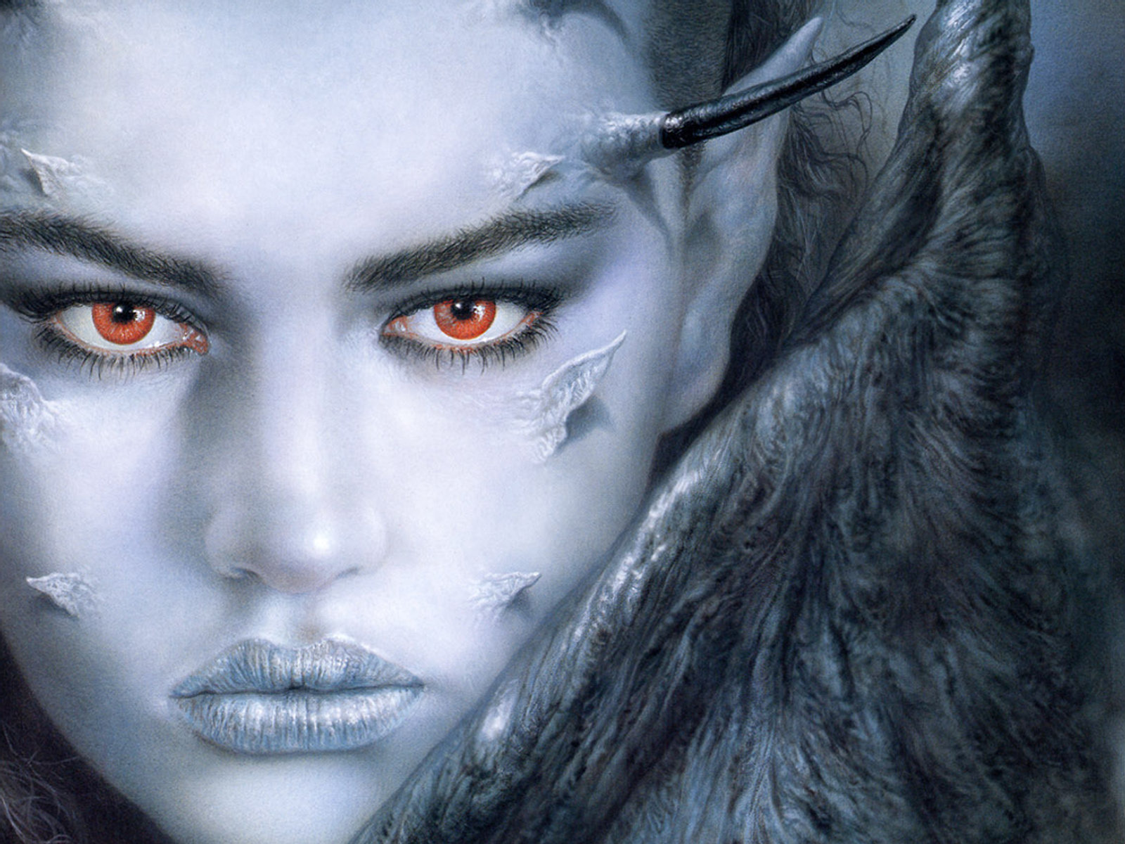 Luis royo images demon lady hd wallpaper and background photos luis royo images demon lady hd wallpaper and background photos voltagebd Image collections