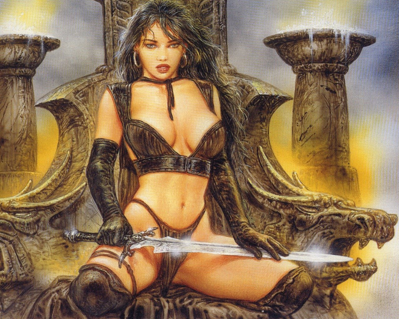 Molto Luis Royo immagini Luis Royo image HD wallpaper and background  RJ18