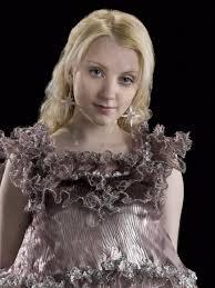 Luna's party dress