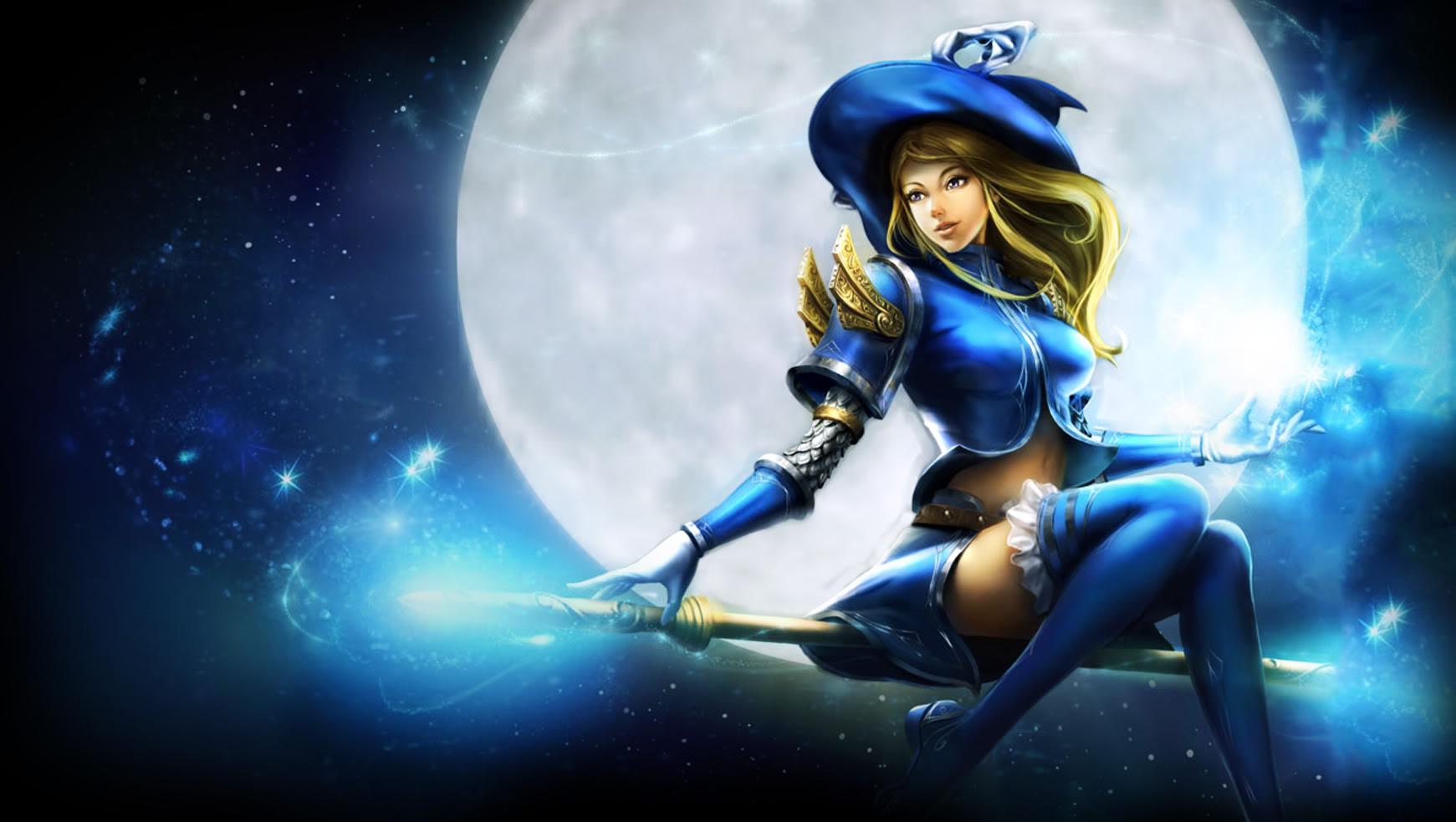 Zauberin Lux