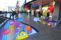 We Talk Chalk - 3D Street Painting