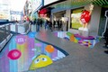 We Talk Chalk - 3D Street Painting - m-and-ms photo