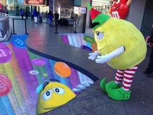 We Talk Chalk - 3D straat Painting