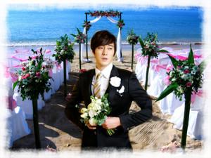 master's sun wedding día