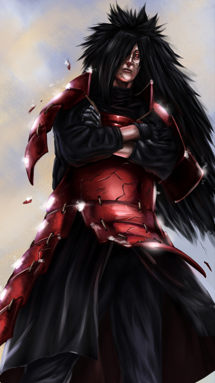 Madara Uchiha wallpaper possibly with a surcoat, a polonaise, and a kirtle called fanart madara 43