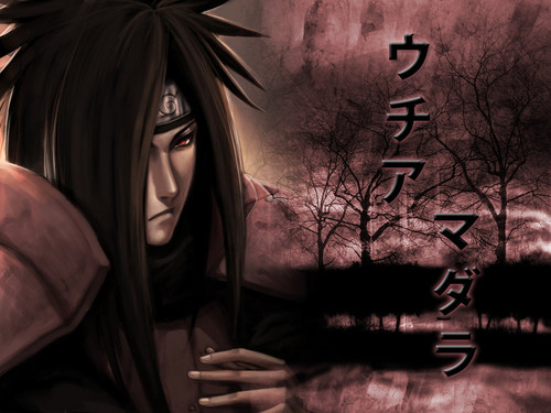 Madara Uchiha wallpaper titled uchiha madara