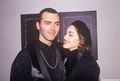 With Her brother 1991 - madonna photo
