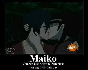 Maiko - Ha! zutarians