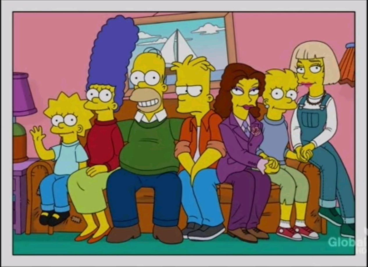Lisa simpson masterbating cartoon exposed babes