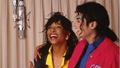 Michael And  Siedah Garrett In The Recording Studio - mari photo