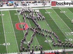 OSU Tribute To Michael Jackson