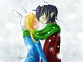 i just need your warmth - marshall-lee photo