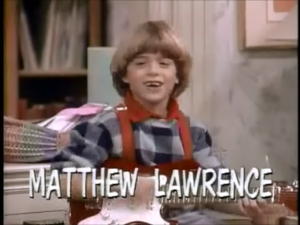 Little Matthew Lawrence