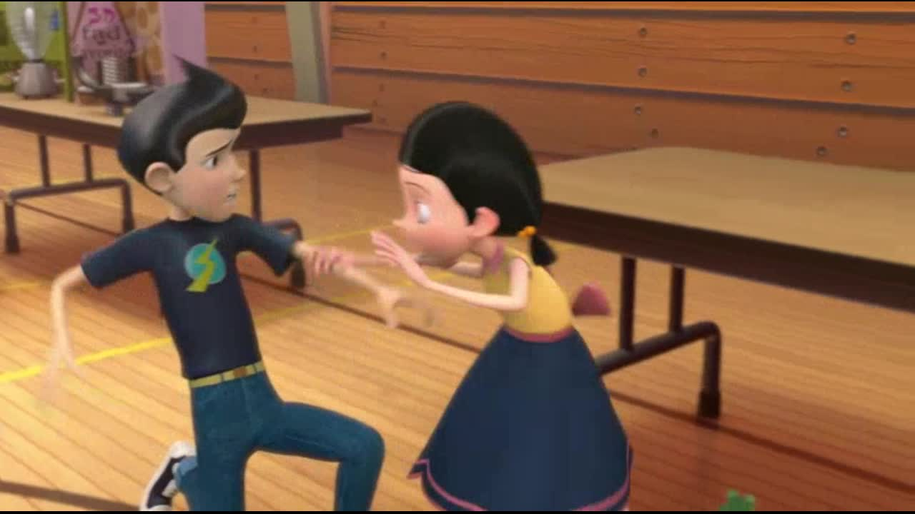 meet the robinsons family tree game