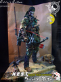 Calvin's Custom Metal Gear N.E.S.T. Snake Bite one sixth scaled custom figure