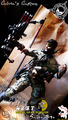 Calvin's Custom Metal Gear N.E.S.T. Snake Bite one sixth scaled custom figure - metal-gear-solid photo