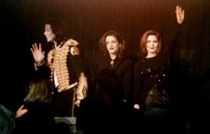 Tribute concert For Elvis Presley In Memphis Back In 1994