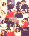 Jackson and Presley - michael-jackson-and-lisa-marie fan art
