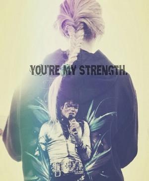 你 are my Strength