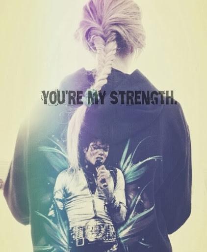 당신 are my Strength