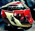 Michael Jackson Racing Helmet