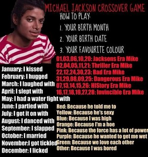 MICHAEL JACKSON CROSSOVER GAME SOOOO FUNNY