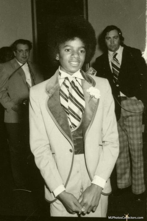 Jermaine's Wedding Back In 1973