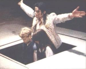 My 愛 Michael