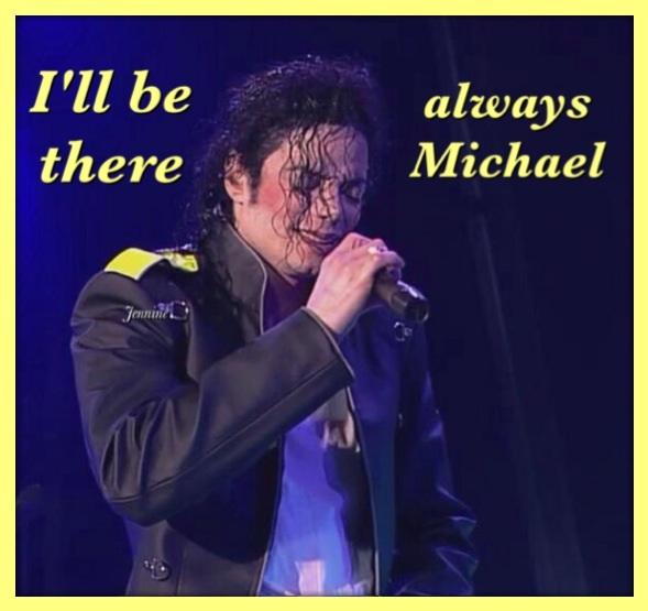 My forever 愛 Michael