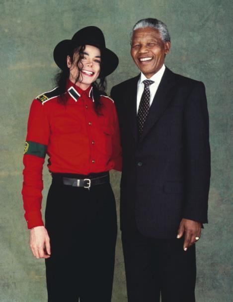 Two Legendary icone