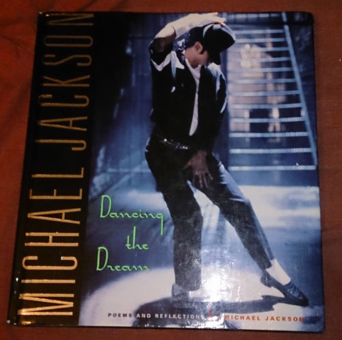 "1992 Book, ""Dancing The Dream"" - Michael Jackson Photo ..."