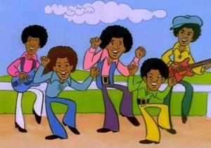 """Jackson 5"" Cartoon Series"