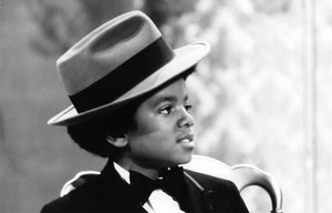 Young MJ Swaggin' it Out
