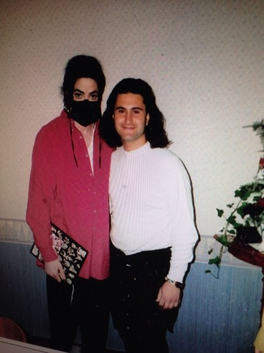 Michael Jackson wallpaper possibly containing an outerwear and a well dressed person called Michael Jackson - RARE