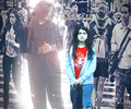 Blanket y mike - michael-jackson photo