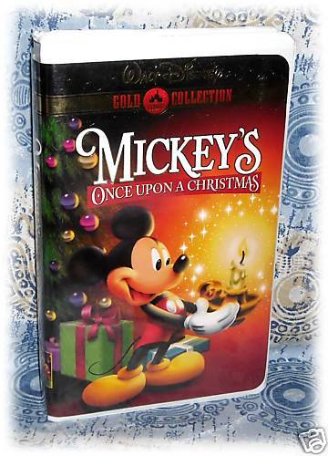 mickeys once upon a christmas wallpaper probably containing anime entitled mickeys once upon a christmas vhs - Mickeys Once Upon A Christmas Vhs